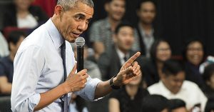 ارتباط چشمی سخنرانی رهبر