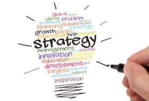 استراتژی چه میکند