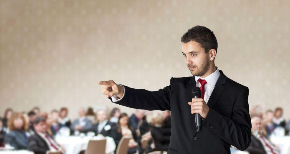 رعایت تیپ در زبان بدن در مذاکره