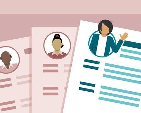 استخدام حرفهای افراد