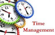 مهارت مدیریت زمان و تکنیک های آن