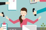 6 اقدام عملی برای مدیریت استرس در محل کار (1)