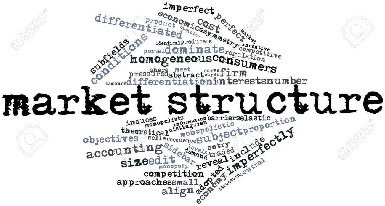 ساختار بازار و ویژگی های آن