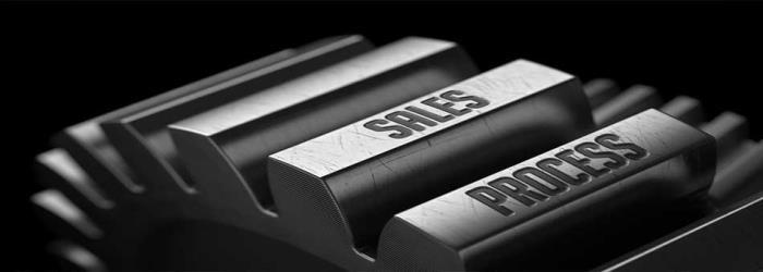 مدیریت فرایند فروش