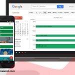 آموزش google calendar - نرم افزار برنامه ریزی روزانه