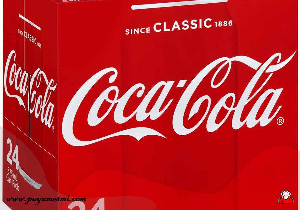کوکاکولا نمونه یک برندسازی خوب