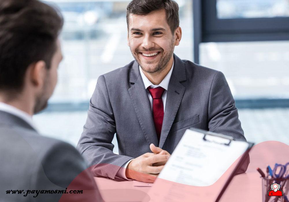 در مصاحبه شغلی مثبت فکر کنید