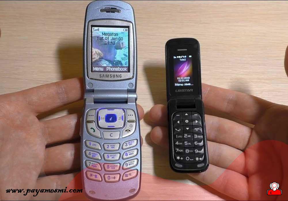 ساخت گوشی تلفن همراه