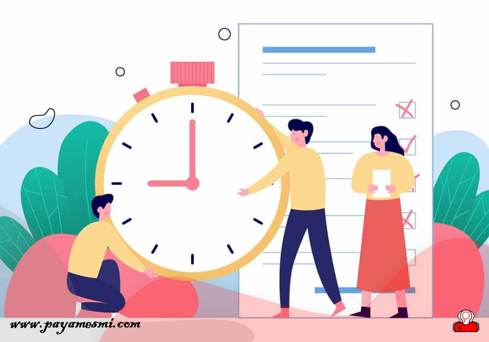 مدیریت زمان خوب