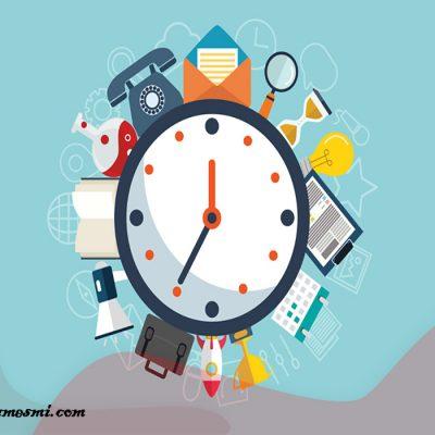 مدیریت زمان پروژه