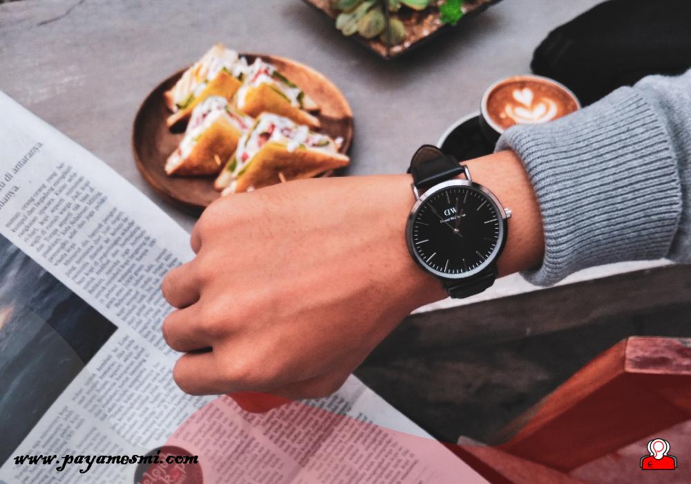 زمان باارزشترین دارایی افراد است.