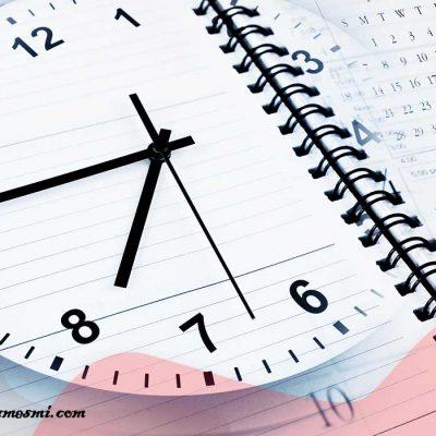 افراد موفق در مدیریت زمان