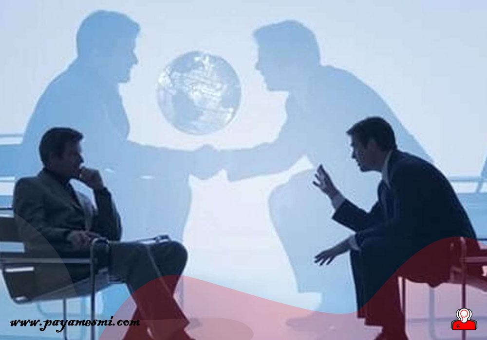 گوش دادن به یکدیگر در مذاکره