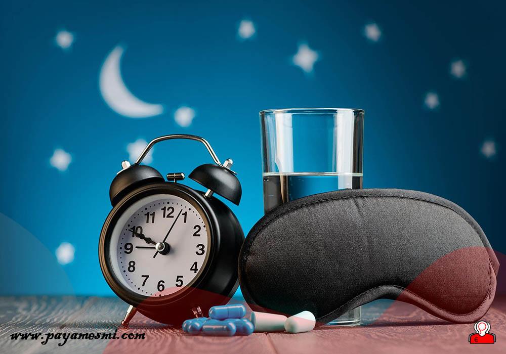 بهداشت خواب برای مدیریت زمان