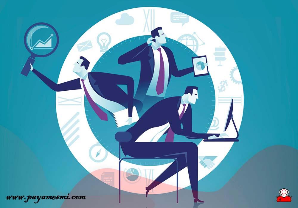 مدیریت استراتژیک پروژه