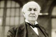 زندگی نامه مختصر از توماس ادیسون