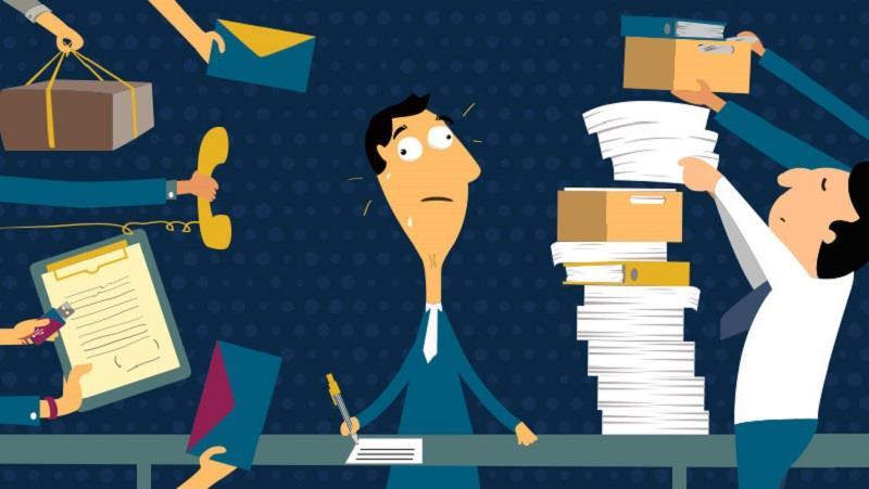 کنترل استرس شغلی