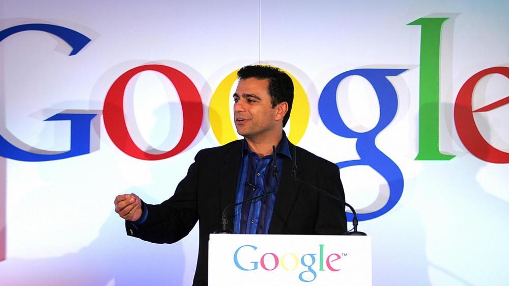 مدیر ایرانی گوگل امید کردستانی