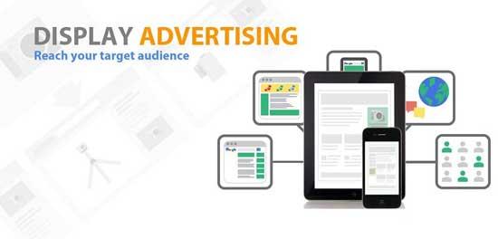 بازاریابی اینترنتی و بازاریابی نمایشی