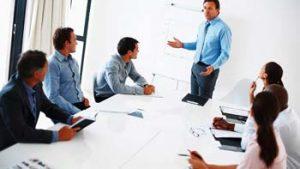 ارتباط چشمی در سخنران ماهر شدن مهم است