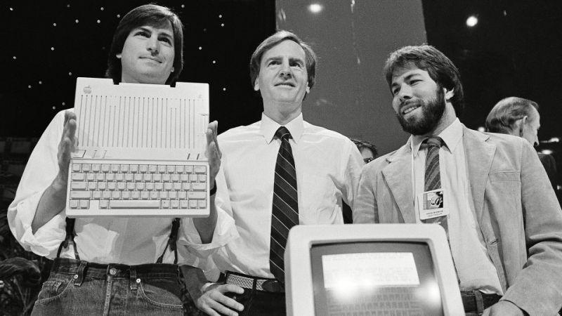 تاریخچه شرکت اپل 2