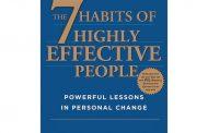 معرفی کتاب هفت عادت مردمان موثر