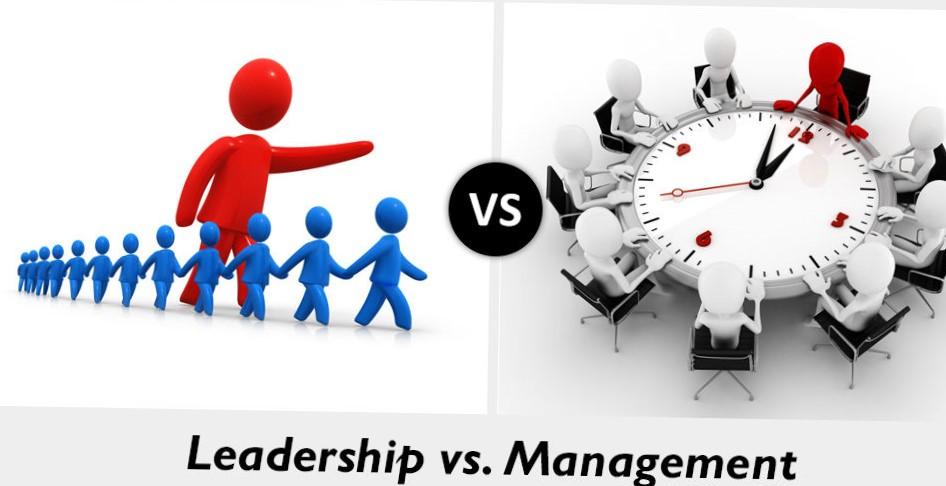 تفاوت مدیریت و رهبر در سازمان ها