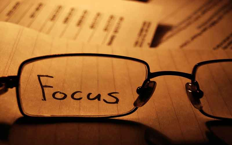 راه های افزایش تمرکز حواس