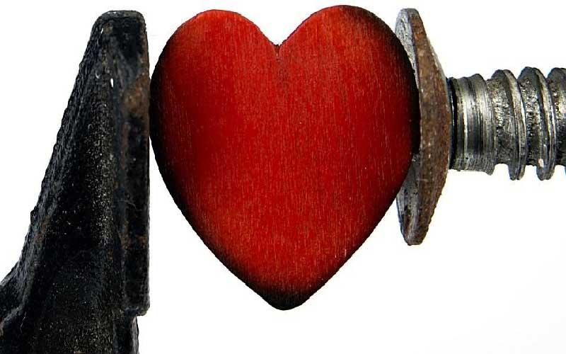 عوارض استرس بر قلب