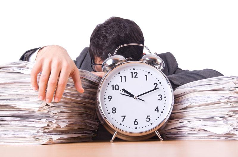 اهمیت برنامه ریزی در مدیریت زمان